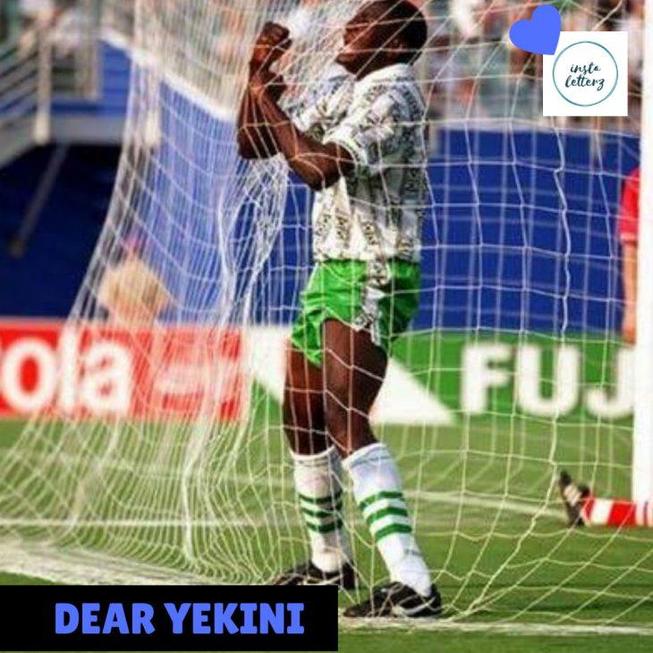 Image of Rashidi Yekini