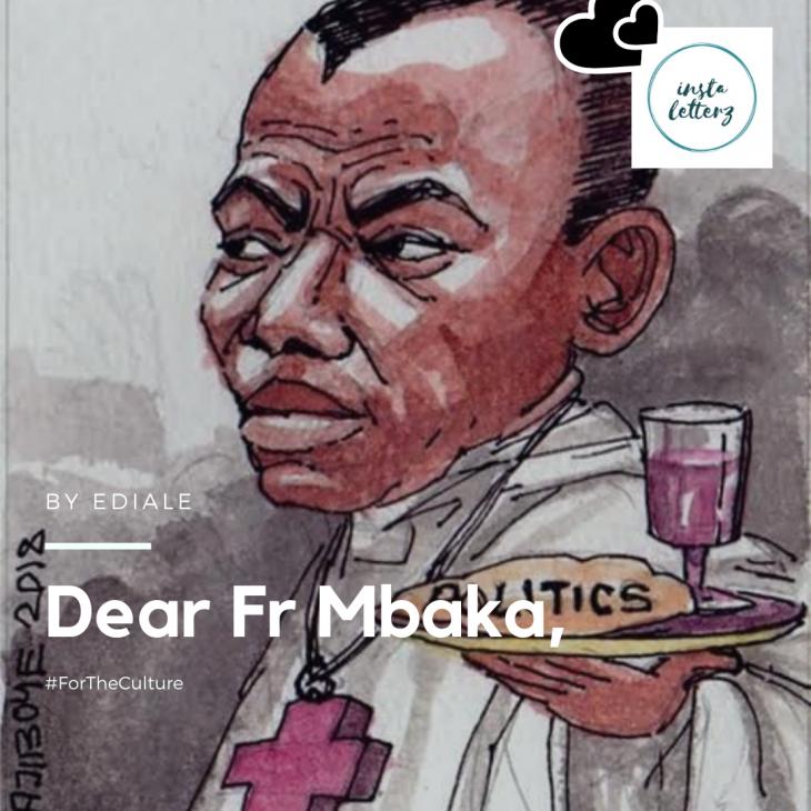 Instaletter On Mbaka