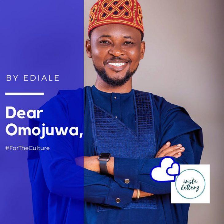 Dear Omojuwa