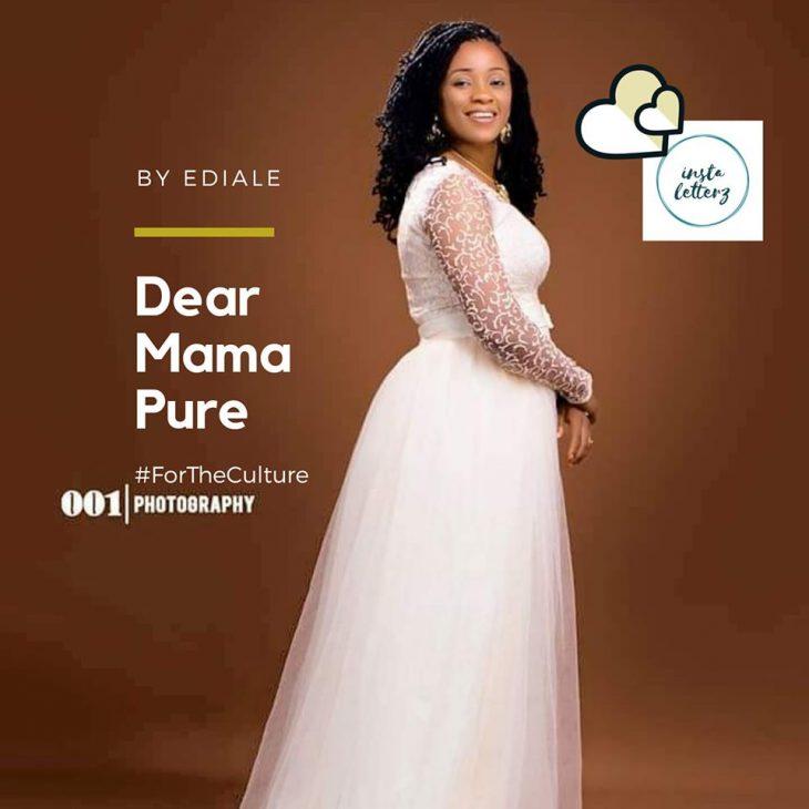 Dear Mama Pure